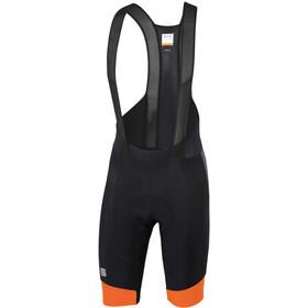 Sportful GTS Trägershorts Herren black orange sdr